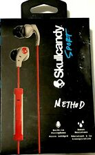 Skullcandy Method Sport In-Ear Earbud/Headphone In-Line w/Mic/Remote S2CDY-K605