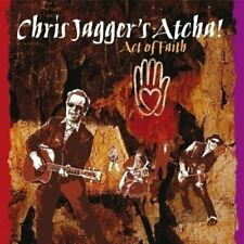 CHRIS JAGGER's Atcha! Act Of Faith (2006, FEAT. SAM BROWN, Mick Jagger...) [CD]