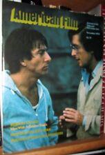 Robert Evans, Samuel Fuller, Sue Mengers AMERICAN FILM mag w/Pix Nov, 1976