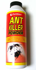 1 BOTTLE (240g) OF ANT KILLER POWDER  (CRAWLING INSECT / WOODLICE / SILVERFISH)