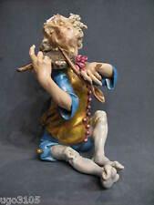 Porcellane di Capodimonte,G. Cappe' GNOMO con VIOLINO