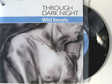 "WILD BEASTS 7"" Through Dark Night / Please Sir NEW 2007 Bad Sneekers Label UNPL."
