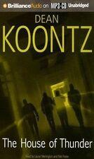 Dean KOONTZ / The HOUSE of THUNDER      [ Audiobook ]