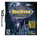 Princess Isabella: A Witch's Curse (Nintendo DS, 2010) - Complete!
