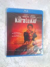 NEW Slimline The Karate Kid Jaden Will Smith Jackie Chan UK Blu-Ray L@@K