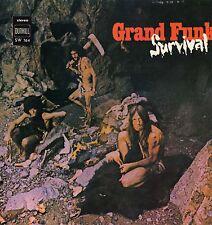 """GRAND FUNK """"SURVIVAL"""" ORIG SINGAPORE 1971 M-/EX w/ 3 PICS"""