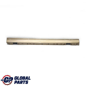 Mercedes-Benz C W203 Door Sill Side Cover Skirt Right O/S Travertine Beige 693