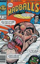 Madballs #10 Comic 1988 - Marvel Comics - Star Comics