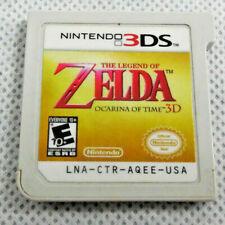 THE LEGEND OF ZELDA: OCARINA OF TIME 3D NINTENDO 3DS CARTRIDGE
