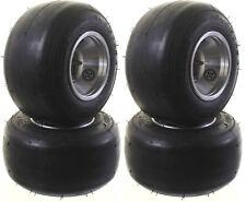 Kart Cadet Fun Tyre Set Complete 4 Tire