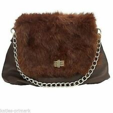 Primark Faux Leather Outer Handbags with Inner Pockets