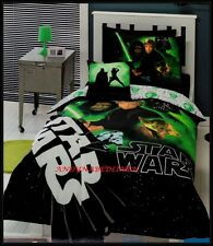 Star Wars Return Of The Jedi Queen Size Quilt Cover Set Special