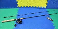 "Okuma Aveon Trout Spinning Combo 6' 0"" 2-Pc Rod w/10 Reel AE-S-602UL-10"