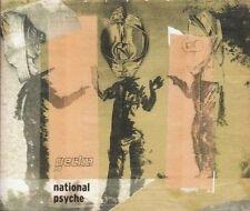 Gecko - National Psyche (3 Track Cd Single 2005)