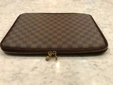 Louis Vuitton Damier Laptop Case Unisex Laptop Sleeve, Laptop Bag