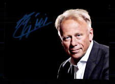 Jürgen jürgen trittin autografiada mapa original firmado # bc 119589