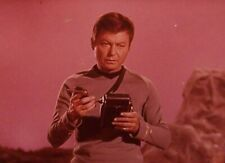 RARE 1960s~STAR TREK~McCOY~35mm FILM CLIP/SLIDE~LOT 499
