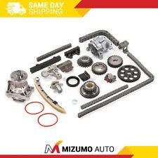 Timing Chain Kit Water Oil Pump Fit 99-06 Suzuki Chevy 2.5 2.7 H25A H27A