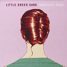 Little Green Cars - Absolute Zero (2013) - CD - Very Good Condition