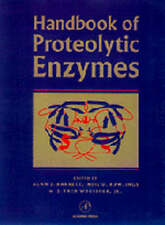 Handbook of Proteolytic Enzymes,  with CD-ROM by Barrett, Alan John, etc., Rawl