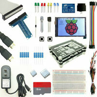 Raspberry Pi 3 B+ (B Plus) 3.5 Inch Touch Screen Optional Kit + 5V 2.5A Po ab JR