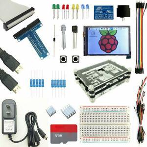 Raspberry Pi 3 B+ (B Plus) 3.5 Inch Touch Screen Optional Kit + 5V 2.5A PODDE