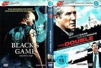 2 Filme 1 DVD: The Double - Richard Gere + Black's Game - Kaltes Land