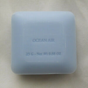 Pre de Provence Ocean Air Artisan French Milled Shea Butter Guest Bar Soap 25g