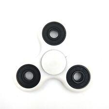 Cool Toupies Fidget Spinners Jouets Tri-Spinner Métal Rouge Pour Enfant Blanc A