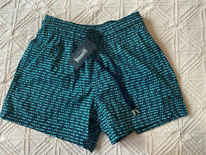 Vilebrequin modernist paradise fish print swim trunks Board shorts S mens BNWT