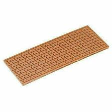 Small Stripboard 25 X 64mm Pack of 3
