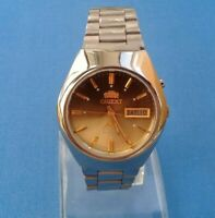 Rare Vintage Orient 3 AAA  automatic watch men 21 jewels 469 (original)