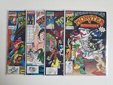 Harvey Comics - Monster In My Pocket COMPLETE SET #1 #2 #3 #4 1991 SUPER RARE