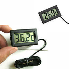 Digital LCD Thermometer for Refrigerator Fridge Freezer Temperature With Probe