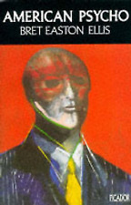 American Psycho by Bret Easton Ellis (Paperback) Book