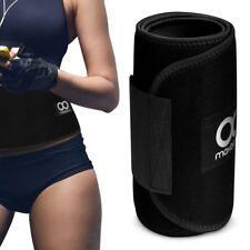 Waist Trimmer Premium Weight Loss Ab Belt for Men & Women Workout Sweat Enhancer