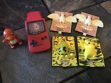 Pokemon!  – Vintage Burger King action figures – Lot of 6!