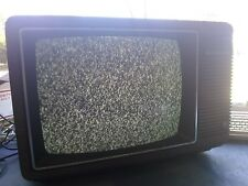 Vintage General Electric 19PF3742 Television  1983
