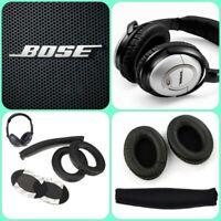 Replacement Cushions Ear Pads Headband forBOSE QuietComfort QC15 QC2 Headphones