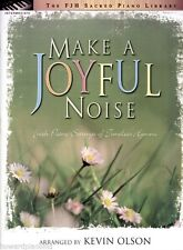 Make A Joyful Noise - Piano Solo Hymn Collection by Kevin Olson - FJH Music