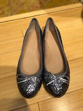 Banana Republic Sequin ballet shoe, size 7