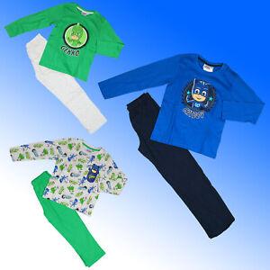 PJ Masks Pyjamas Gekko Catboy Cotton Age  2 3 4 5 6 7 8 Years