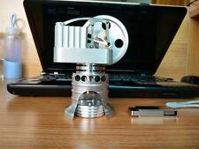 Neues Heißluft-Stirling-Motor-Modell Spielzeug MicroEngine Vertikaler Zylinder