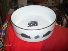 Dishes, Feeders & Fountains Hungry And Thirsty Beautiful Cat Dish Bowl Set