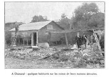 CHILI CHILE CHANARAL TREMBLEMENT DE TERRE IMAGE 1922