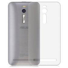 Custodia Cover Case slim per Asus Zenfone 2 ZE550ML ZE551ML silicone trasparente