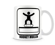SPRT_008 Sport Mugs, Skateboarding - Rodney Mullen-  humorous gift funny custom
