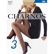 Charnos 24-7 sheer tights - 3 pair pack