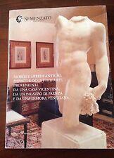 R27> Semenzano case d'aste mobili  di una casa vicentina, di Faenza e veneziana