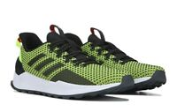 ADIDAS Questar Trail Men's Running Shoes MF35001  Black/Yellow sz 8.5